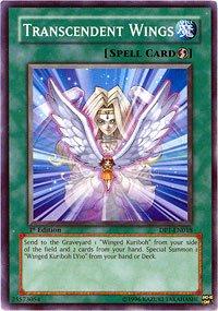 - YuGiOh Duelist Jaden Yuki Transcendent Wings DP1-EN018 Common [Toy]