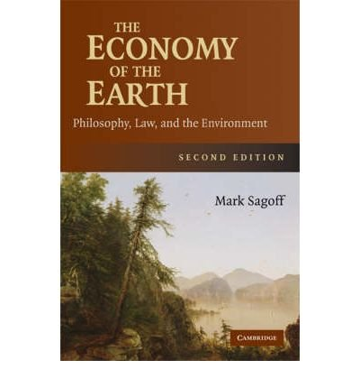 [(The Economy of the Earth: Philosophy, Law, and the Environment )] [Author: Mark Sagoff] [Dec-2007] pdf epub