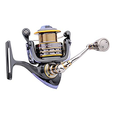 Supertrip Sea Salt Water Metal Strong Corrosion Resistance Stainless Steel Fishing Reels Spinning Reel