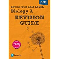 REVISE OCR AS/A Level Biology Revision Guide: with FREE online edition: (with free online Revision Guide) for home…