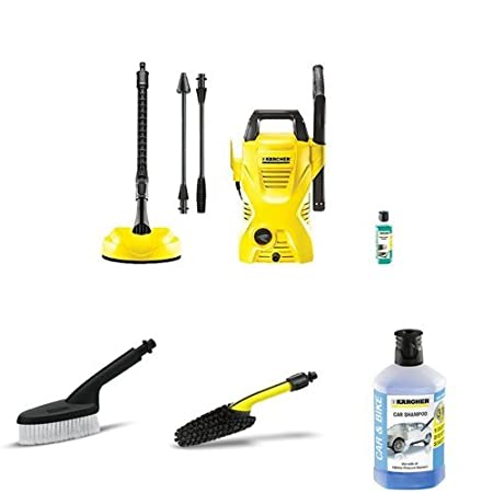 Voorkeur Kärcher K2 Compact Home Pressure Washer with Bike and Car Cleaning OI65