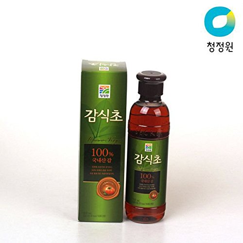 Chung Jung One Premium Quality All Purpose Persimmon Vinegar 감식초 (900ml) by Chung Jung One