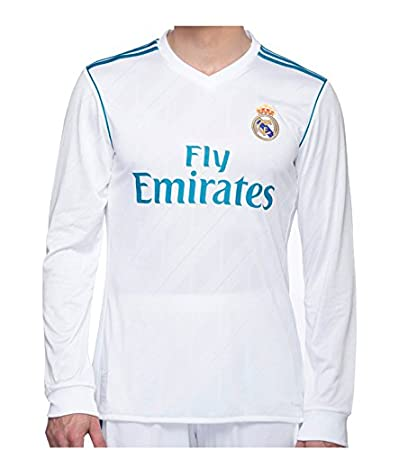 NAVEX White Footbal Jersey KIT Full Sleeve (Jersey and Shorts) (Large) 02d073be0