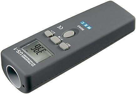 Ultraschall Entfernungsmesser Jagd : Goobay 77143 ultraschall entfernungsmesser mit laser fokussierung