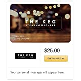 The Keg Steakhouse Gift Card - Email Delivery