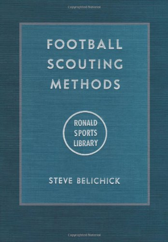 Book cover for Football Scouting Methods