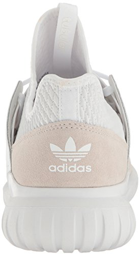 Adidas Originals Heren Tubular Radial Fashion Sneaker Wit / Wit / Vintage Witte St