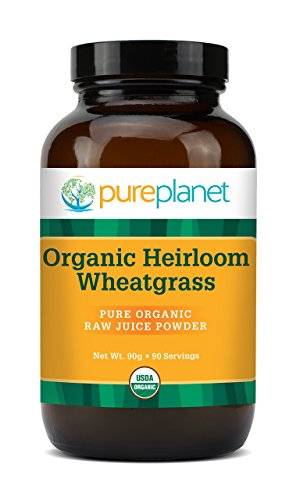 Pure Planet Heirloom Wheatgrass