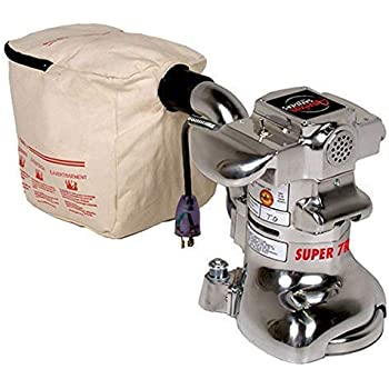 Clarke Floor Sander Edger Super 7r W Case 07125a Power