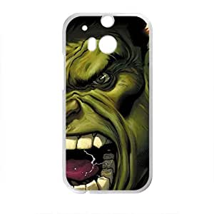 The Incredible Hulk Design Hard Case Cover Protector For HTC M8