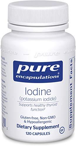 Best Potassium Iodide Dietary Supplements