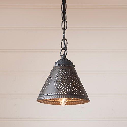 Crestwood Shade Light in Kettle Black