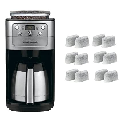 Amazoncom Cuisinart DGB900BC Grind Brew Thermal 12Cup