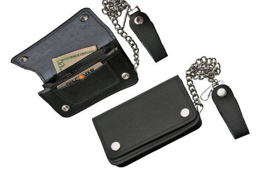 Real Chain Bikers (SZCO Supplies Biker Wallet, Small)