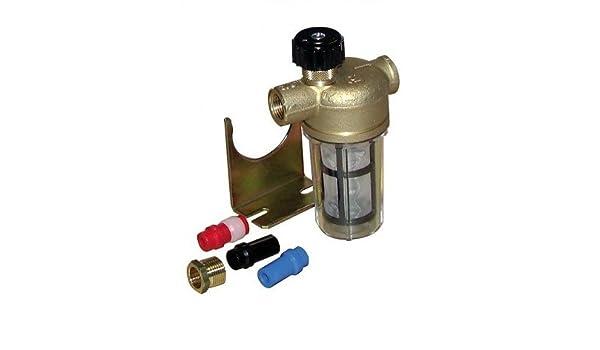 Watts industries - Filtro gasoil - FILTRO CON GRIFO DE CIERRE CON UN CONDUCTO HH3/8
