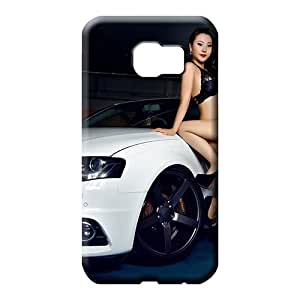 samsung galaxy s6 edge Hybrid Hot Back Covers Snap On Cases For phone cell phone skins Aston martin Luxury car logo super