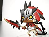 Game Characters Collection Monster Hunter Portable 3rd move! Airou Reus cat series