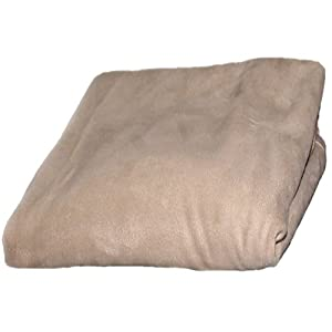 Replacement Cover for 4 Foot Cozy Sack Bean Bag Chair 48 Inch Diameter Durable Double Stitch Construction Machine Wash