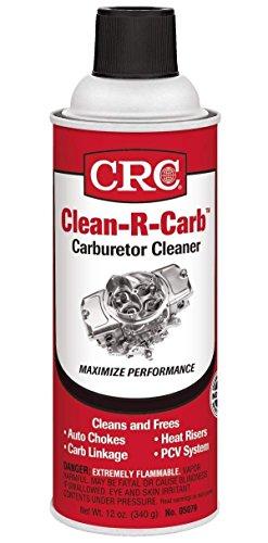 CRC 05079-12PK Clean-R-Carb Cleaner Aerosol 12. Fluid_Ounces, Pack