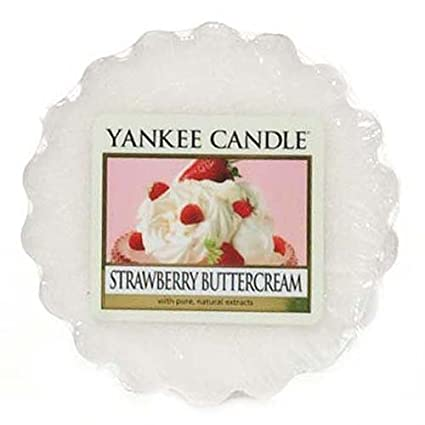 Bougie Tartelette Fraise 1173533e Yankee Candle Senteur Creme nPk8w0O