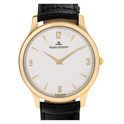 Jaeger LeCoultre Master Control Mechanical-Hand-Wind Male Watch 145.2.79.S (Certified Pre-Owned)