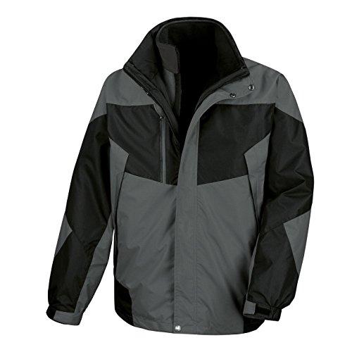 Résultat Aspen Veste R199x 3en 1Gris/noir Taille XL