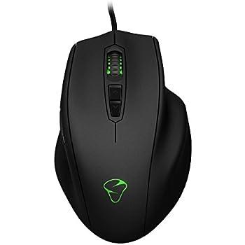 MIONIX NAOS 8200 Multi-Color Ergonomic Laser Gaming Mouse