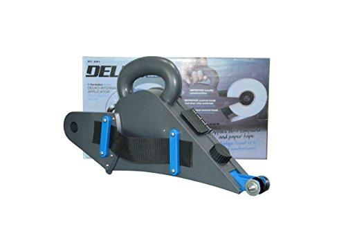 Delko plastic drywall banjo taper handheld remodeler 39 s for Drywall delivery cost