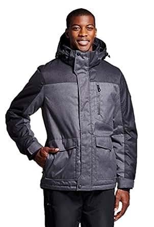 Zeroxposur R Way Men S Hooded Winter Coat Parka Includes