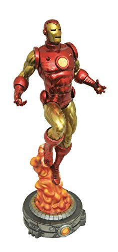 DIAMOND SELECT TOYS Marvel Gallery Classic Iron Man PVC Figure Statue