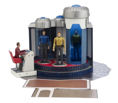 STAR TREK - Transporter Room Playset