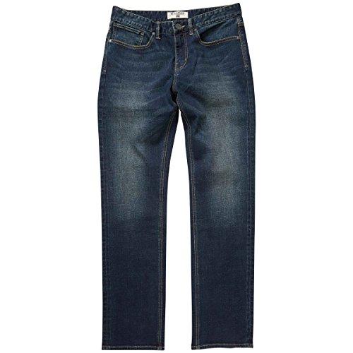 Billabong Men's Fifty Straight Fit Denim Jean, Salty Tint, 38 ()