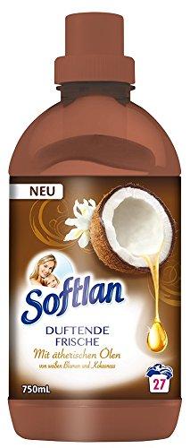 Softlan Weichspüler Duftende Frische, 1er Pack (1 x 750 ml)