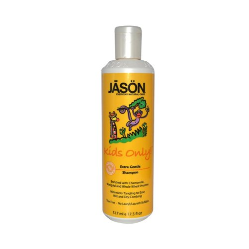Price comparison product image Jason For Kids Only! Extra Gentle Shampoo, 17.5 oz