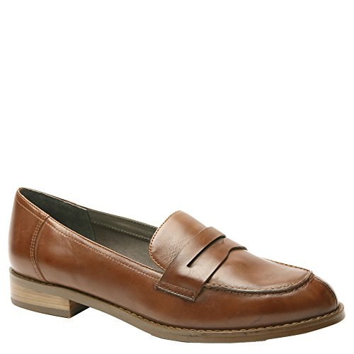 Ros Hommerson Women's Delta Penny Loafer,Coffee Leather,US 12 S