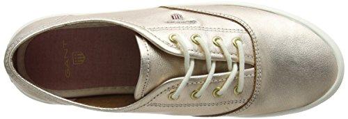 sneakers New rosa Guanto Haven in da donna oro Z4T6qEwT