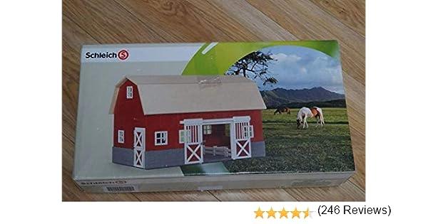 Schleich - Accesorio Granero (42028): Amazon.es: Juguetes y juegos