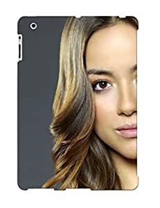 New Style Tpu 2/3/4 Protective Case Cover/ Ipad 2/3/4 Case - Chloe Bennet by mcsharks
