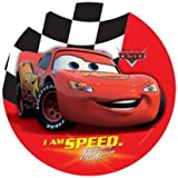 10 assiettes jetables - Disney Pixar Cars 2 – Flash McQueen