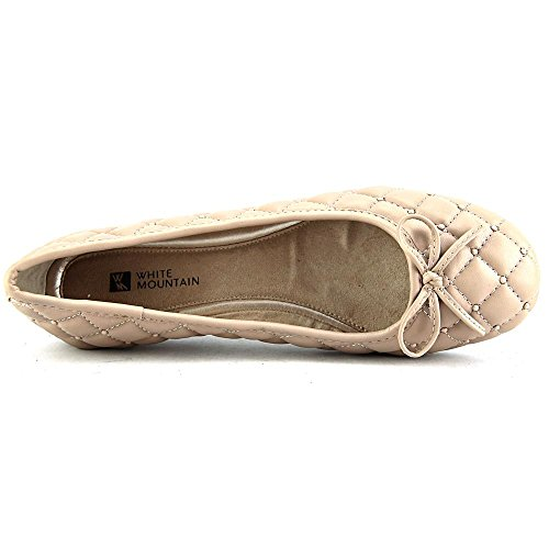 White Mountain Inspired Fibra sintética Zapatos Planos