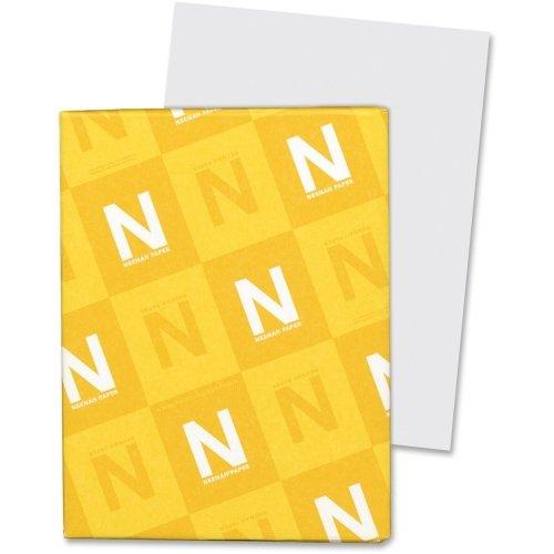 Wausau Paper Vellum Bristol Printable Multipurpose Card - For Laser, Inkjet Print - Letter - 8.50