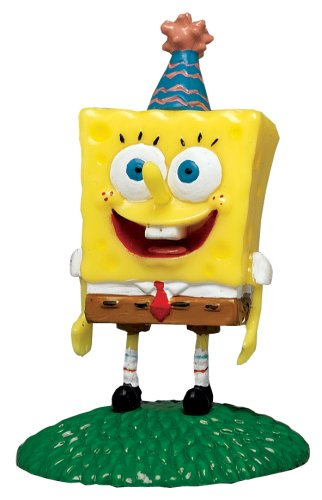 Wilton SpongeBob Square Pants Party Toppers