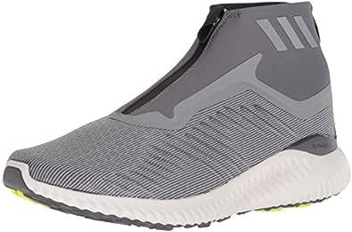 adidas Mens Alphabounce 5/8 M Grey Size: 7.5