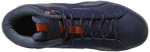 Reebok Herren Royal Complete 2 MW Hohe Hausschuhe Blau (Collegiate Navy/Smoky Indigo/Energy Orange)