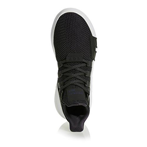adidas Herren EQT Bask ADV Gymnastikschuhe Grau (Carbon/Carbon/Collegiate Royal)