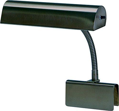 House Of Troy GP10-81 Grand Piano 10-Inch Portable Lamp, Mahogany -