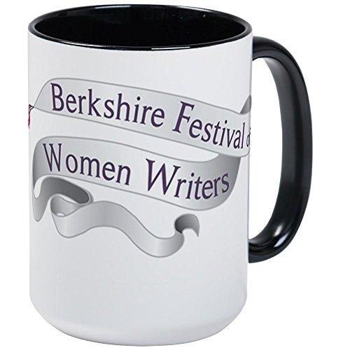 CafePress Berkshire Festival Of Women Writers Mug Mugs Coffee Mug, Large 15 oz. White Coffee Cup