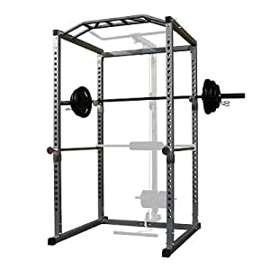 AmStaff DF-1164 Power Squat Rack Training System Cage