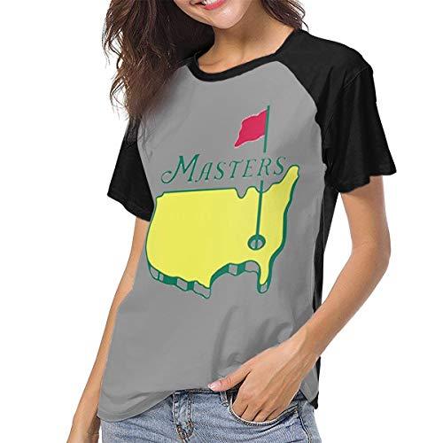 Masters Tournament Augusta National Golf Fashion Tshirts XL ()
