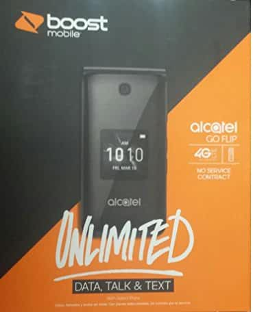 Boost Mobile Alcatel GoFlip
